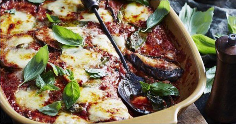 Neils Eggplant Parmigiana Womens Weekly