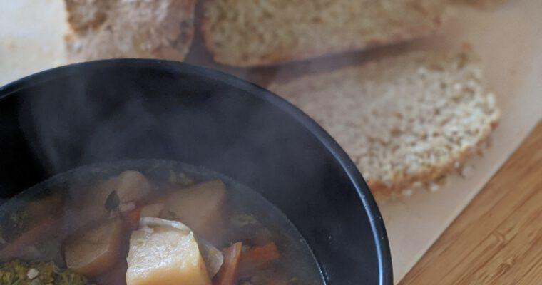 Not so Irish stew