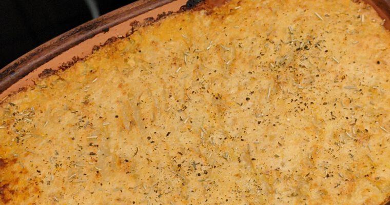 Shepardish Pie